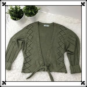 Manon | Woman's Knit Sweater| Sz M